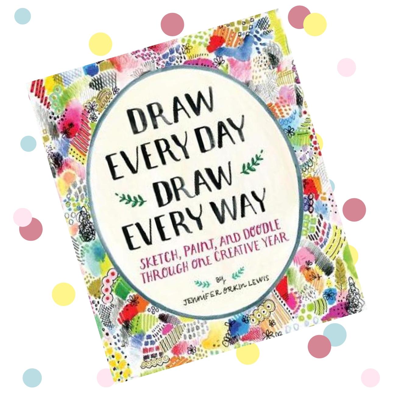 creatieve dagboeken draw every day
