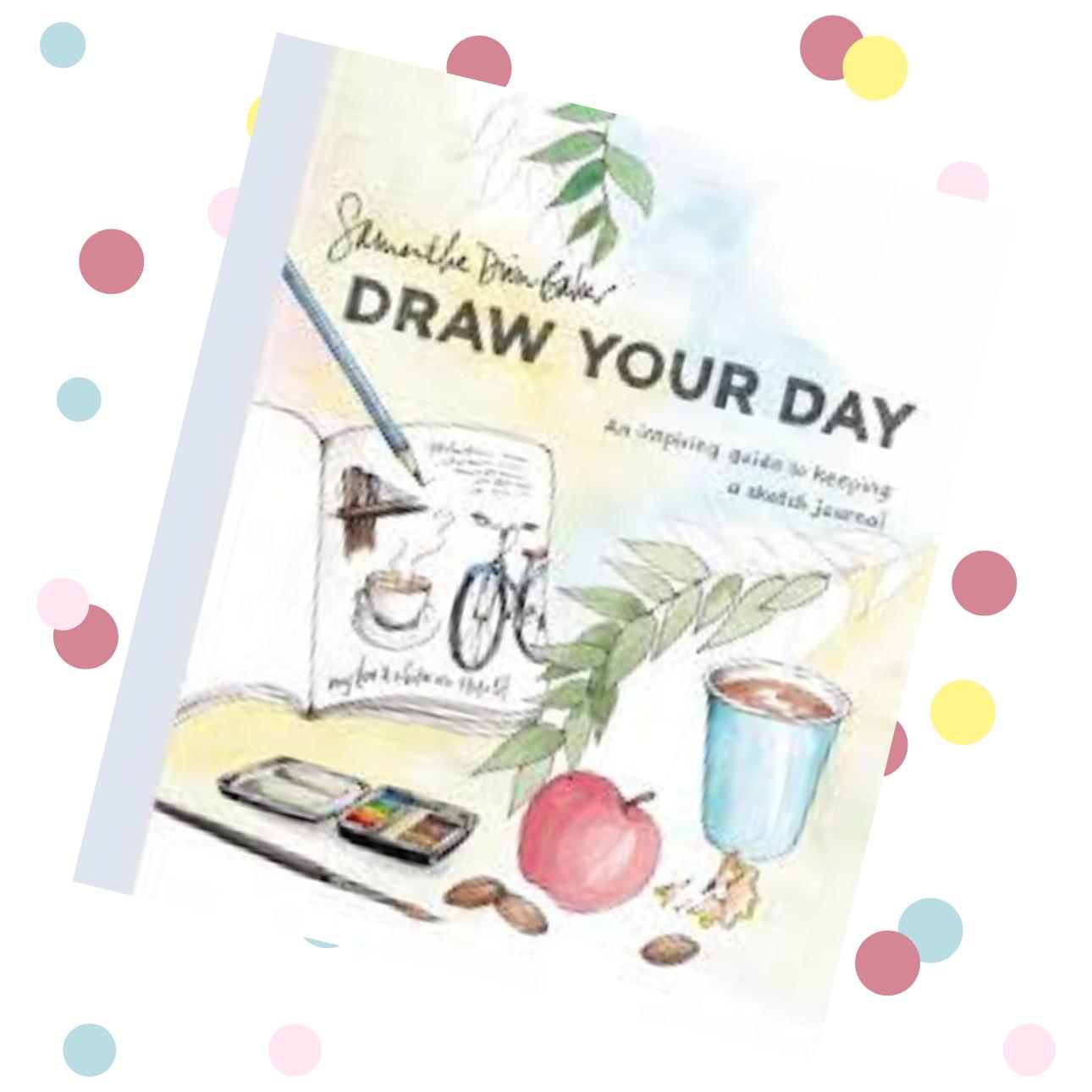 creatieve dagboeken draw your day