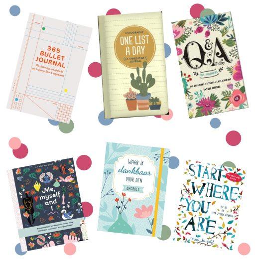 dagboeken wishlist mamalifestyle