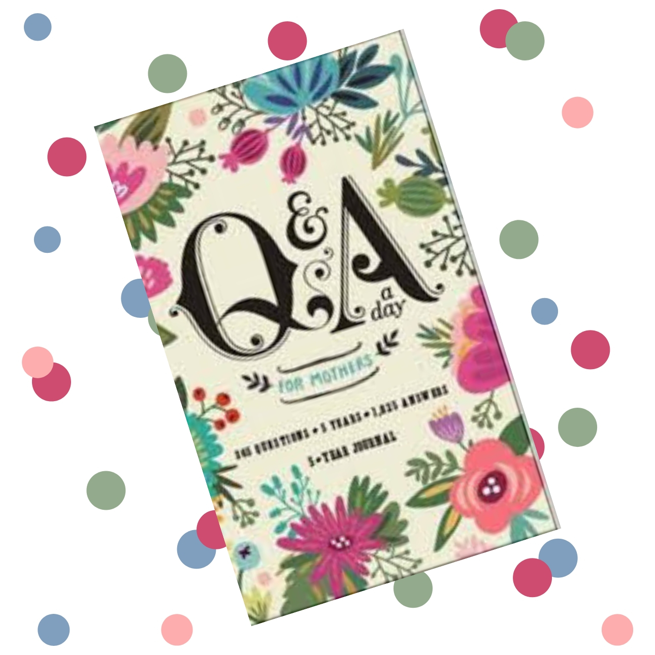 dagboeken wishlist - q&a a day for mothers