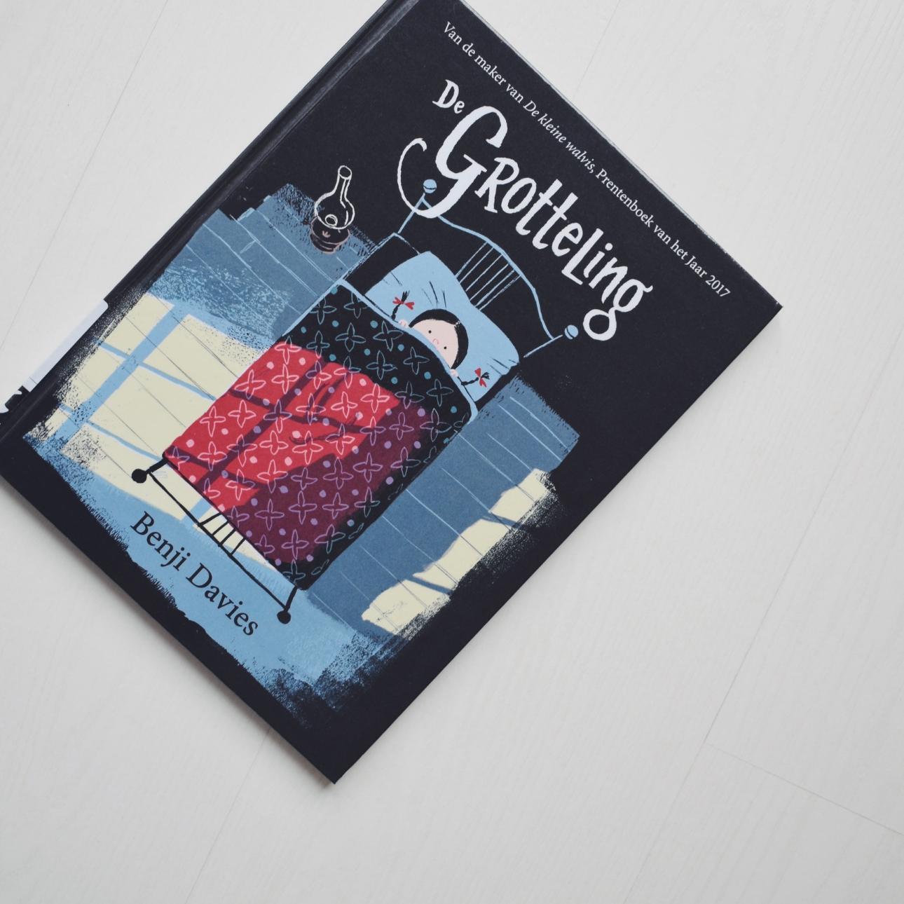 prentenboek de grotteling benji davies