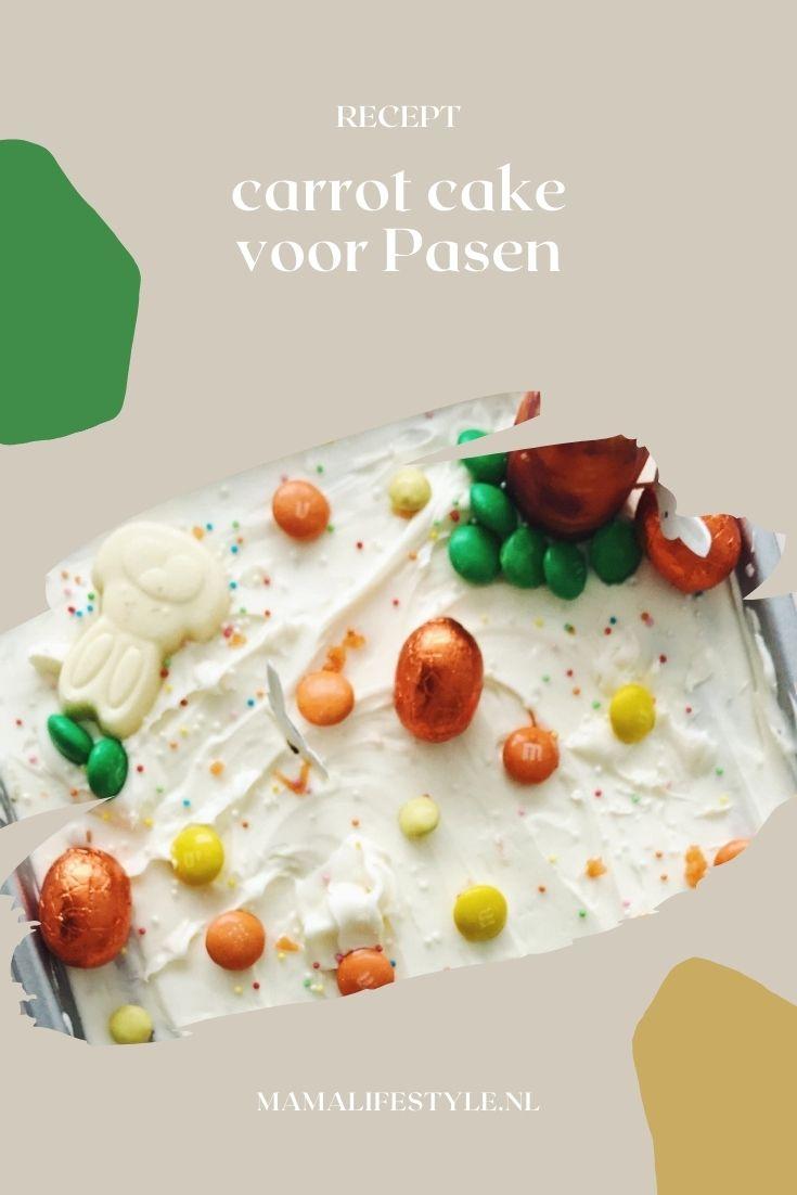 Pinterest - pasen carrot cake
