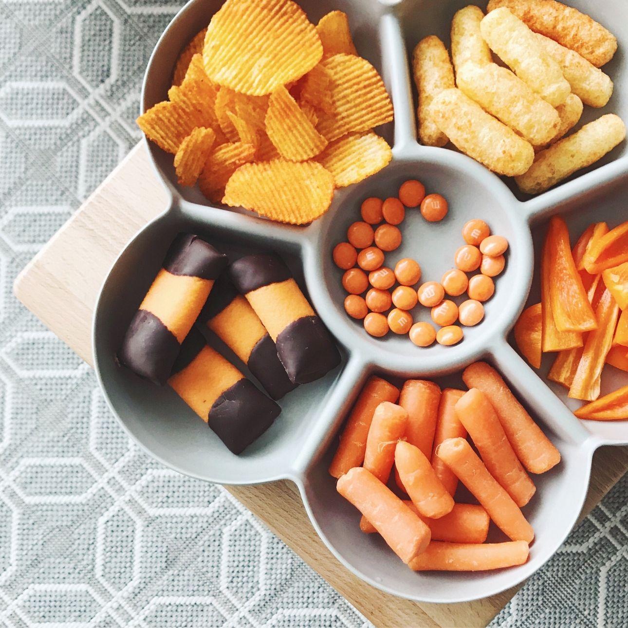 oranje feestje monkey platter (1)