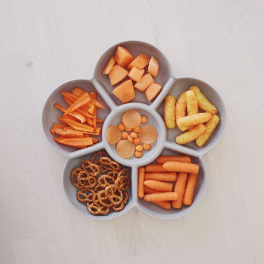 oranje feestje monkey platter
