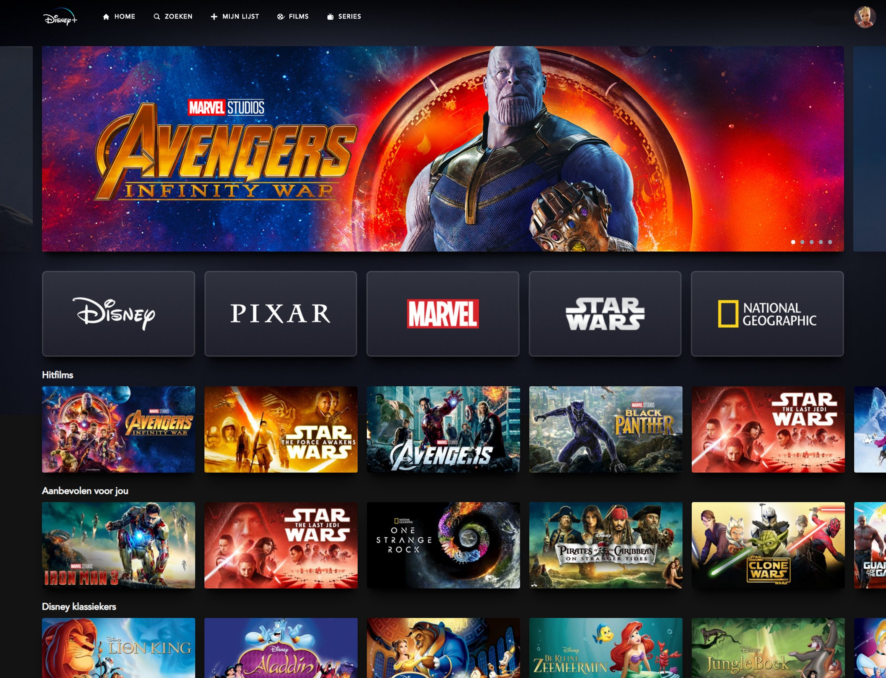 disney+ disneyplus streamingdienst in nederland
