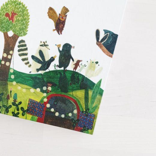 Kinderboek Goeiemorgen, beste buur (1)