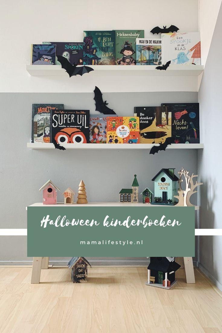 Pinterest - halloween kinderboeken