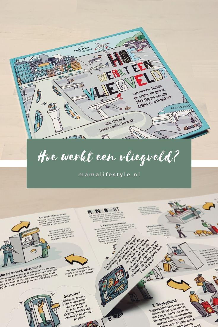 Pinterest - hoe werkt een vliegveld