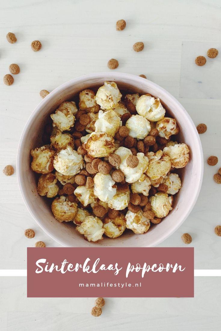 Pinterest - sinterklaas popcorn