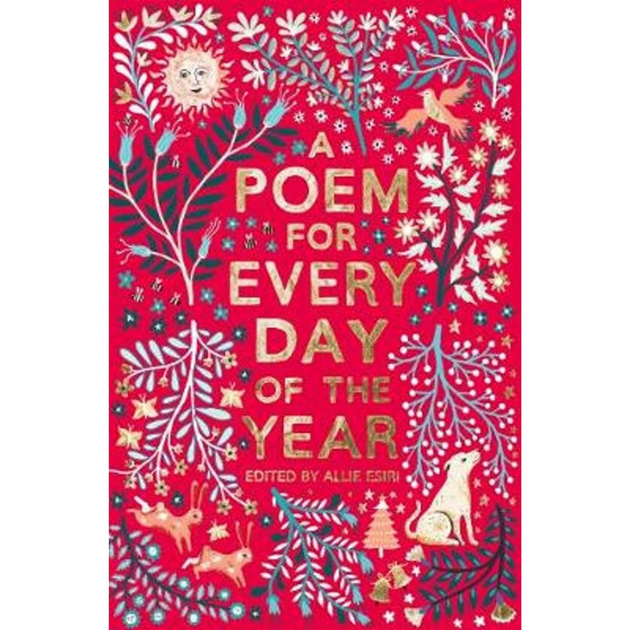 poem for every day of the year dichtbundel