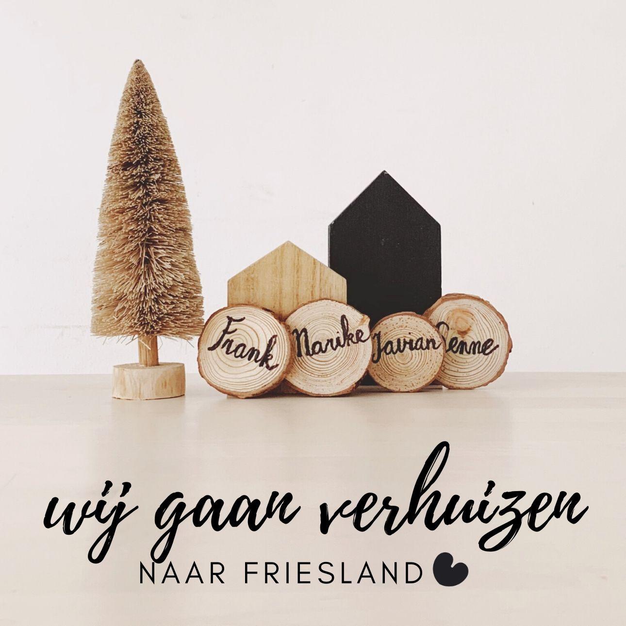 Verhuizen Friesland - huis kopen