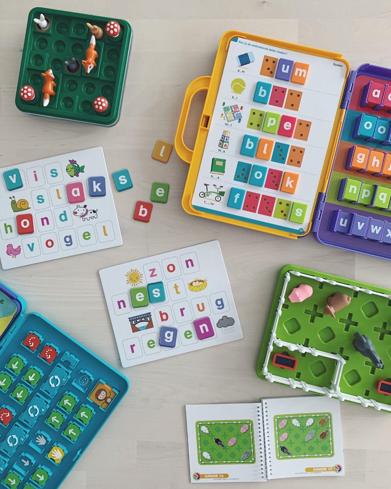 Educatieve spelletjes voor thuis (2)