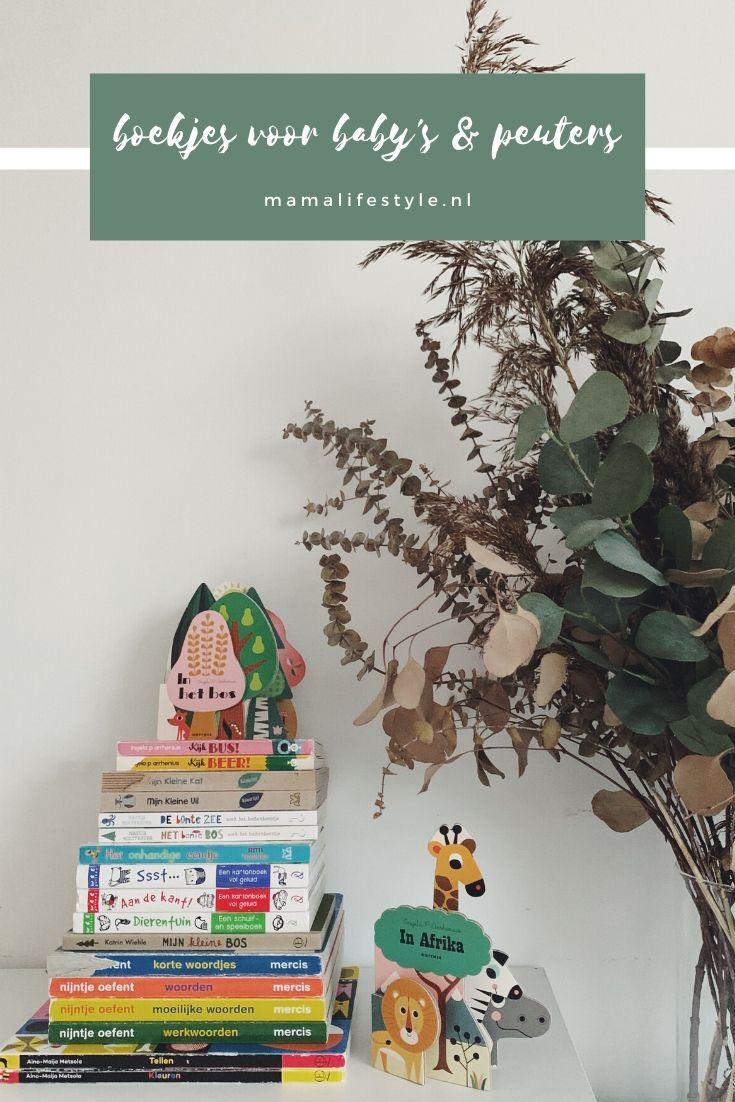 Pinterest - kartonboekjes baby peuter