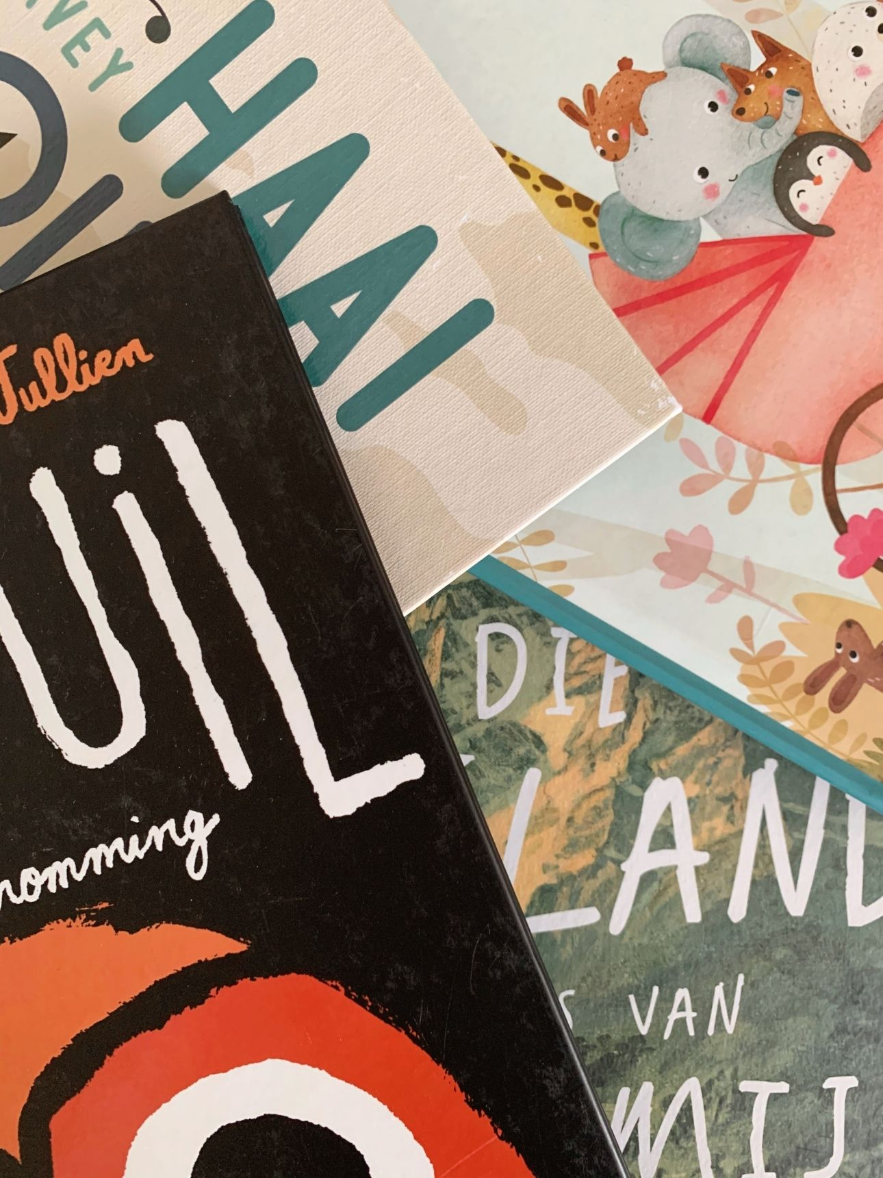 Dierendag kinderboeken (1)