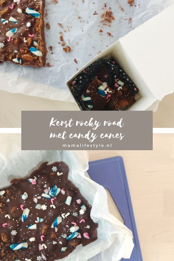 Pinterest - kerst rocky road met candy canes (1)