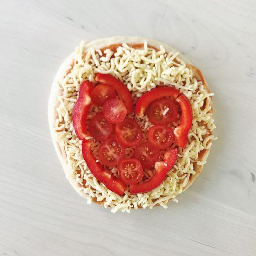 Hart pizza tomaat paprika magioni
